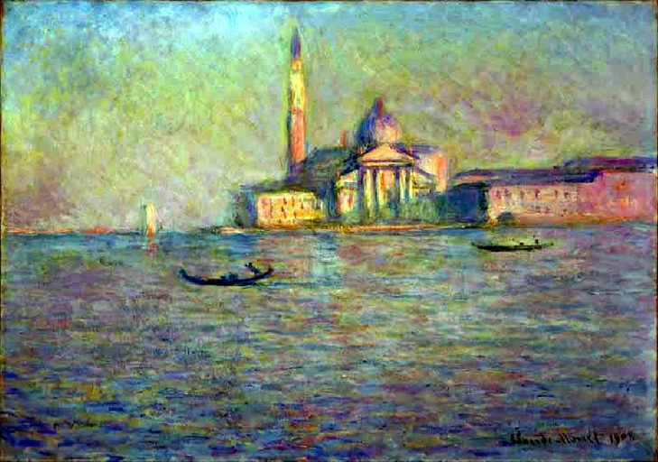 Monet's Cities: Paris, London, Venice, and Giverny