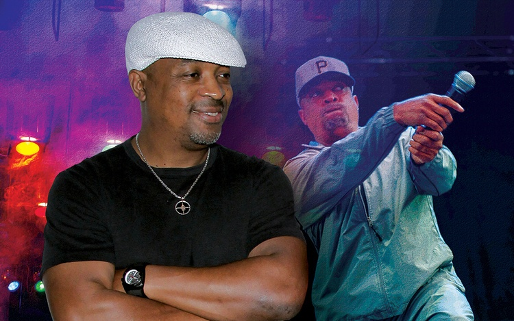 An Evening with Chuck D of Public Enemy: Stronger Than Hate