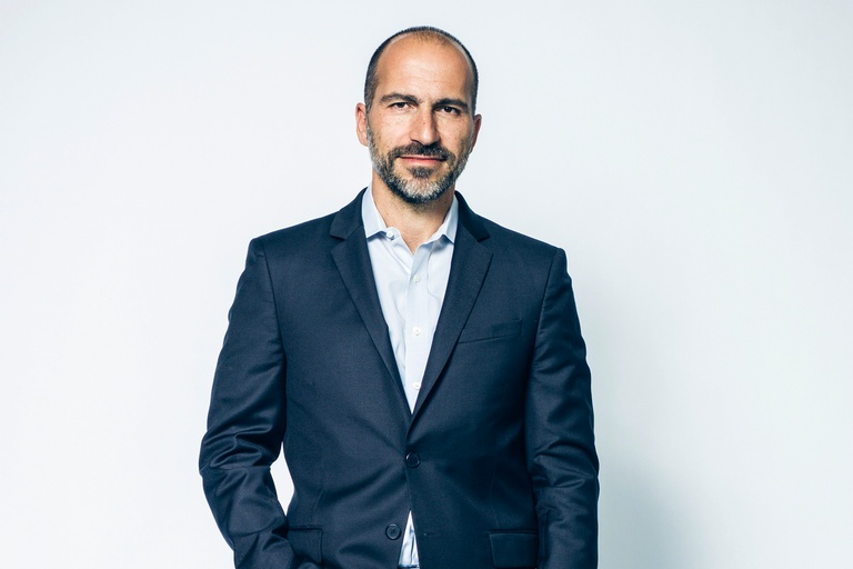 The Path Forward: The Future of Work with Uber's Dara Khosrowshahi