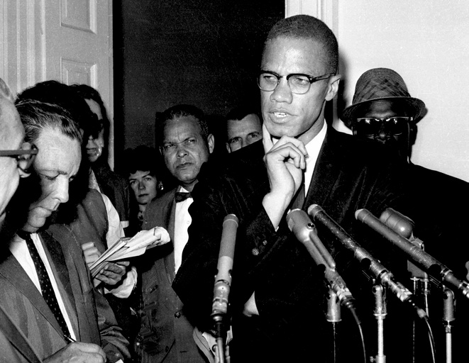 NYPL Live: Malcolm X: the Facts and the Fictions