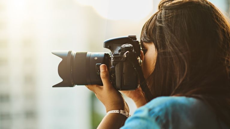 The Art of Seeing: Becoming a Photographer
