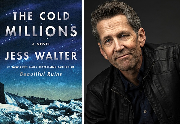 The Cold Millions (Portland Book Festival Event Ticket and Book)