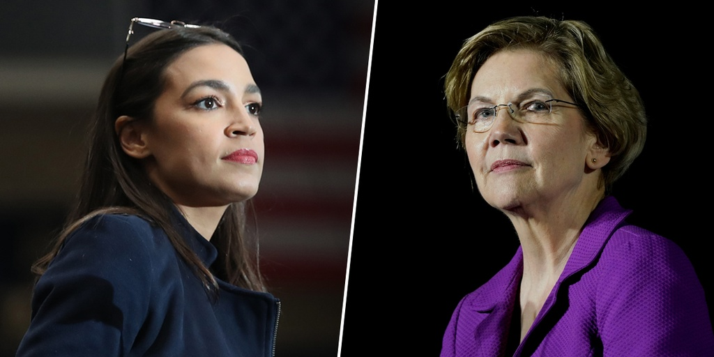 Alexandria Ocasio-Cortez and Elizabeth Warren on Trump, the Supreme Court, and the Election
