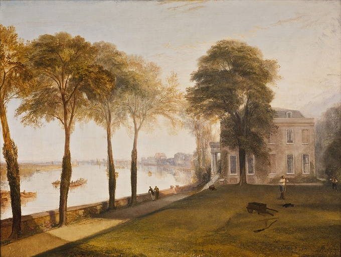 "Continue the Conversation: Turner, ""Mortlake Terrace: Early Summer Morning"""