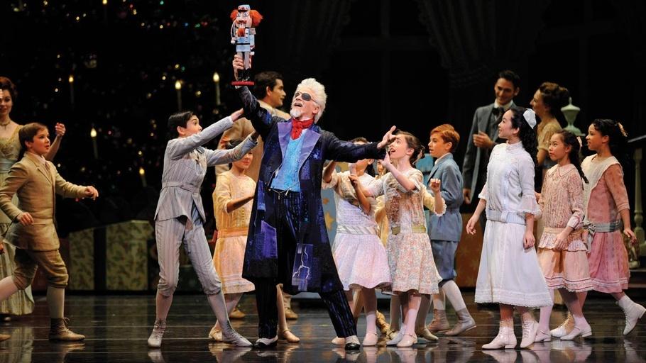 Ballet Talk; The Nutcracker