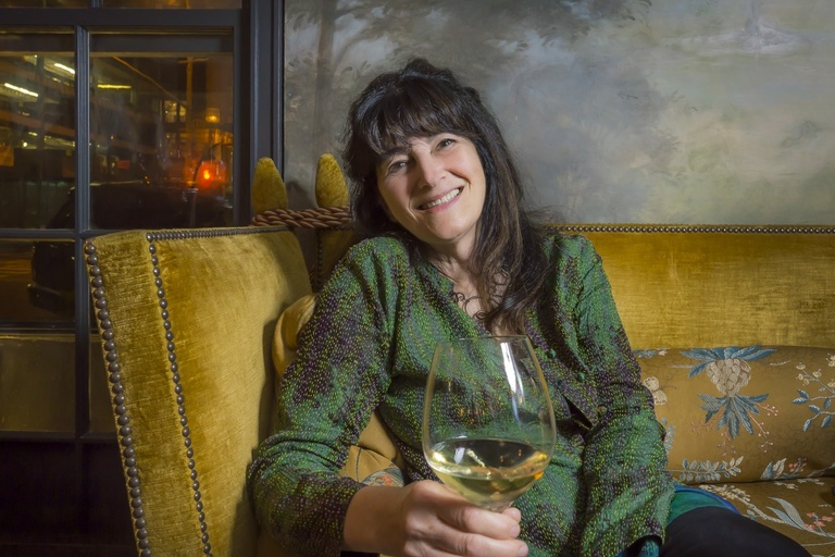 Behind the Beat: Ruth Reichl