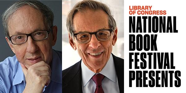 National Book Festival Presents Behind the Book: Robert Gottlieb and Robert Caro