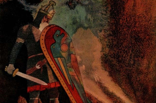 Beowulf and the Beginnings of English Literature