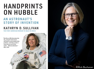 Handprints on Hubble: Astronaut Kathryn D. Sullivan