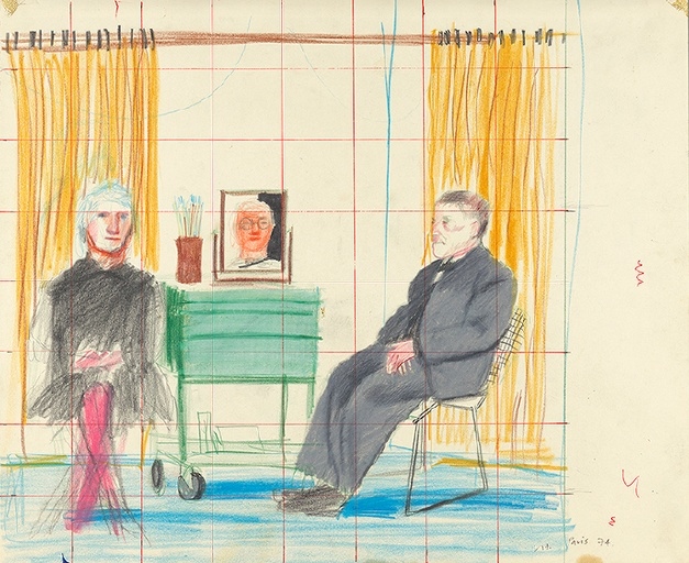 Guided Sketching: Portraits at Home