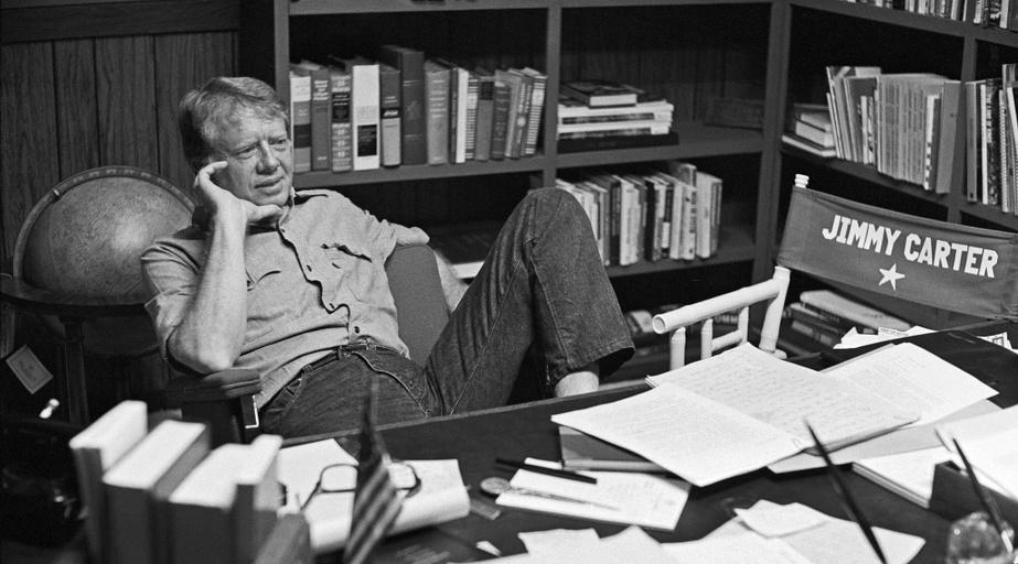 Book Talk: Jonathan Alter: His Very Best: Jimmy Carter, A Life