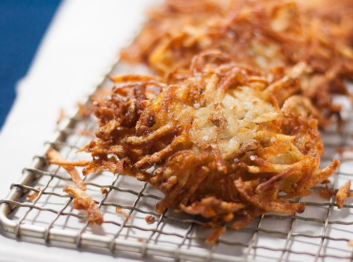 Cooking Class: Latkes with Danielle Renov