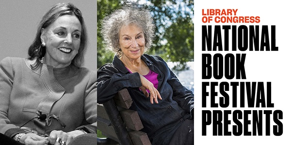 National Book Festival Presents Behind the Book: Nan Talese and Margaret Atwood