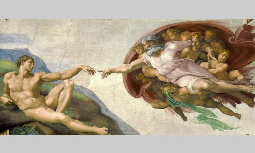 Michelangelo and His Art