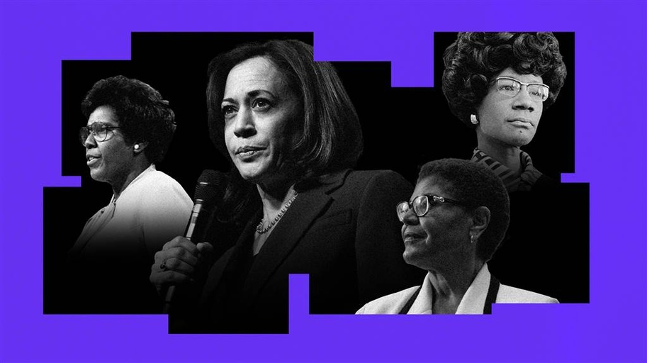Black Women in U.S. Politics from 1920 to 2020