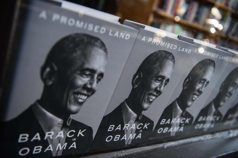 Barack Obama In Conversation With Michele Norris and Elizabeth Alexander