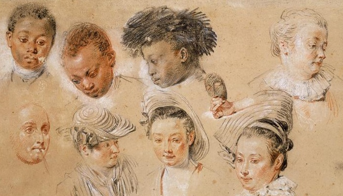 Blackness Is in the Making: Materials of the 18th-Century Artist