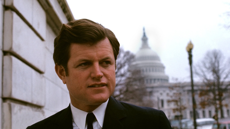 Neal Gabler with Catching the Wind: Edward Kennedy and the Liberal Hour, 1932-1975