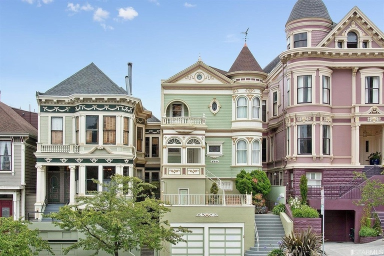 History of Victorian Architecture