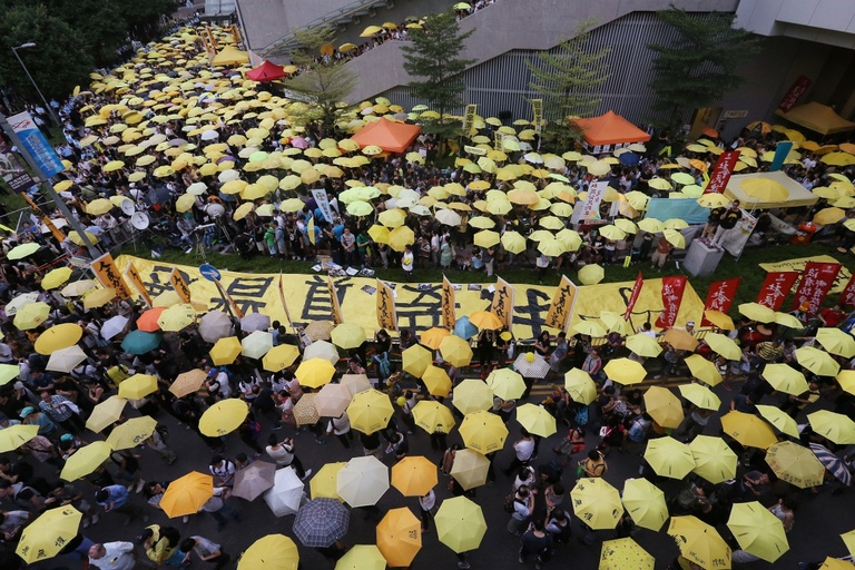 The Rebirth of Hong Kong's Rule of Law
