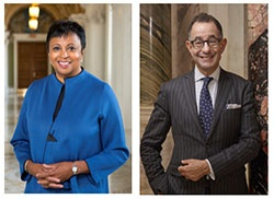 The Research Library Today: A Conversation with Dr. Carla Hayden and Dr. Colin B. Bailey