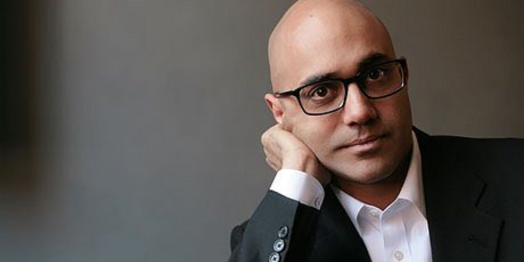 Winter Words Author Series: Ayad Akhtar