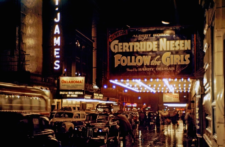 Broadway and Beyond: A History of Musical Theater