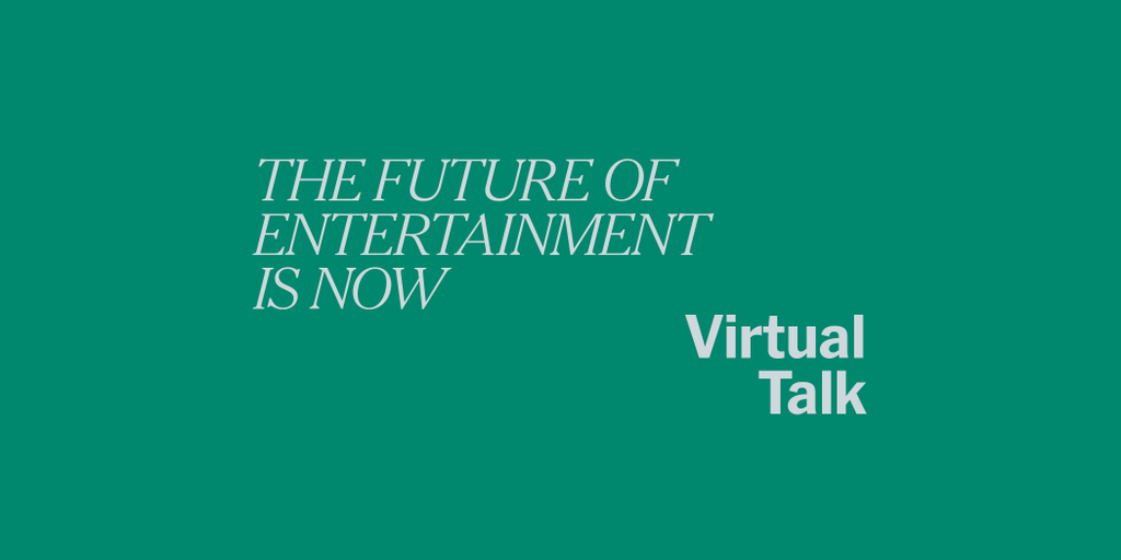 TimesTalks: The Future of Entertainment Is Now