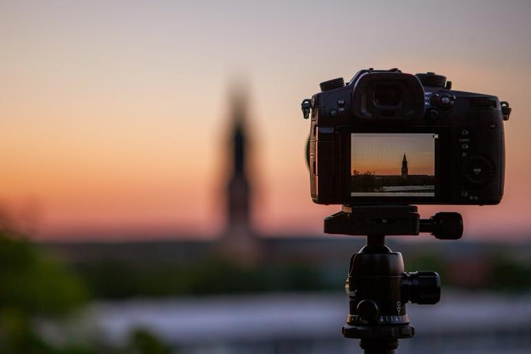 Photo Fundamentals: The Camera