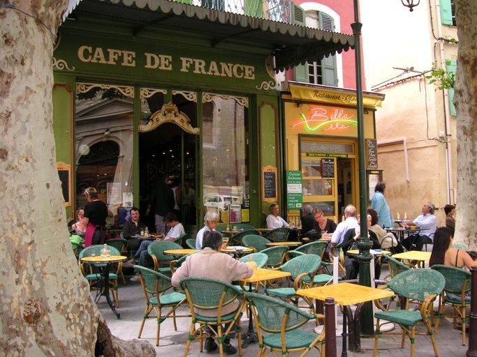 Online Lunch Conversation for Beginners in French