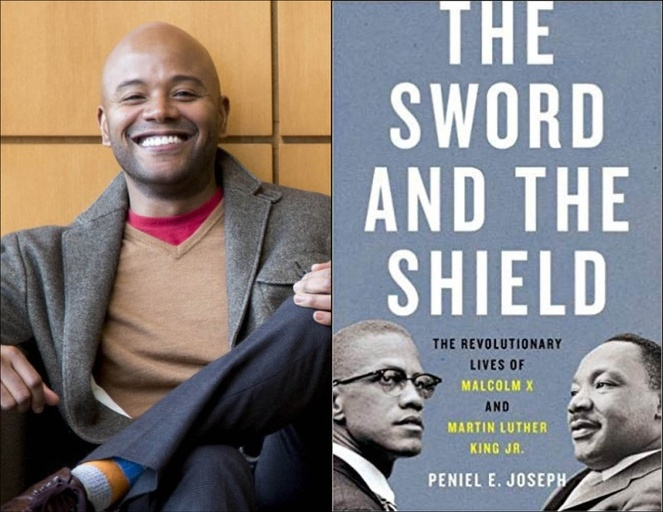 The Sword and the Shield: The Revolutionary Lives of Malcolm X and Martin Luther King Jr