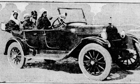 Automobiles and the History of American Power
