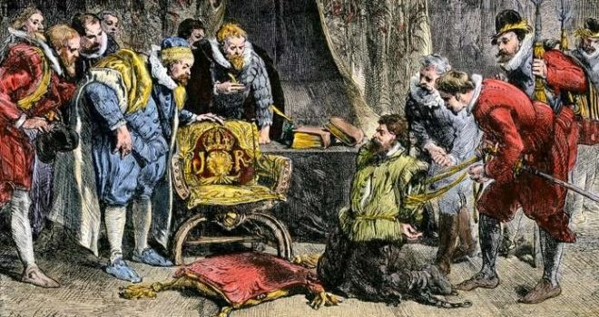 Macbeth and the Gunpowder Plot of 1605