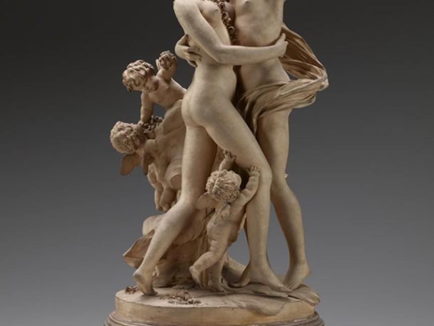 "Continue the Conversation: Clodion's ""Zephyrus and Flora"""