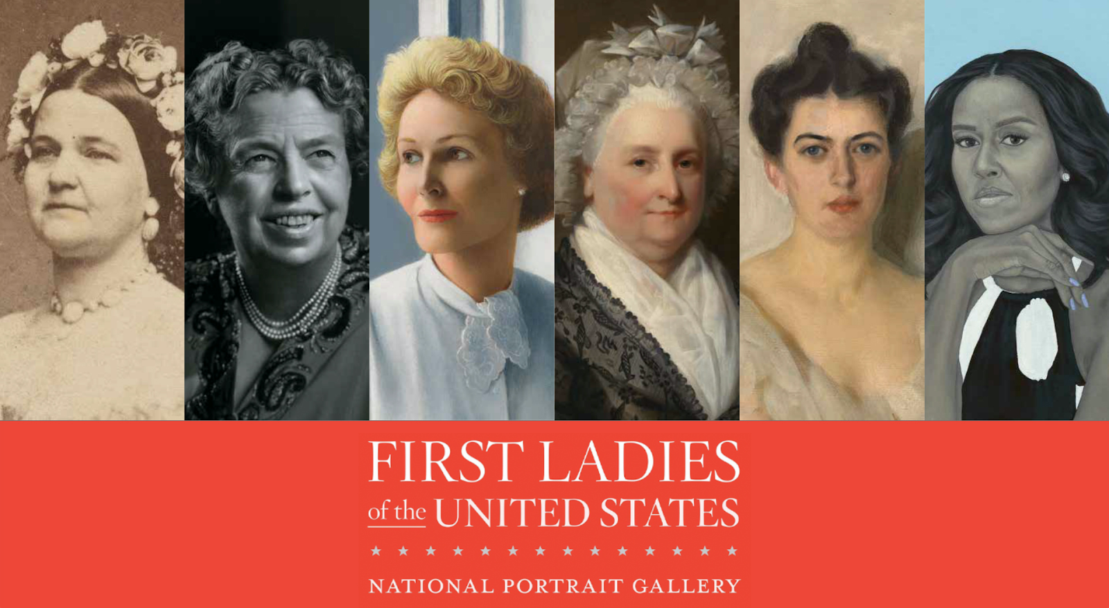 First Ladies of the U.S.