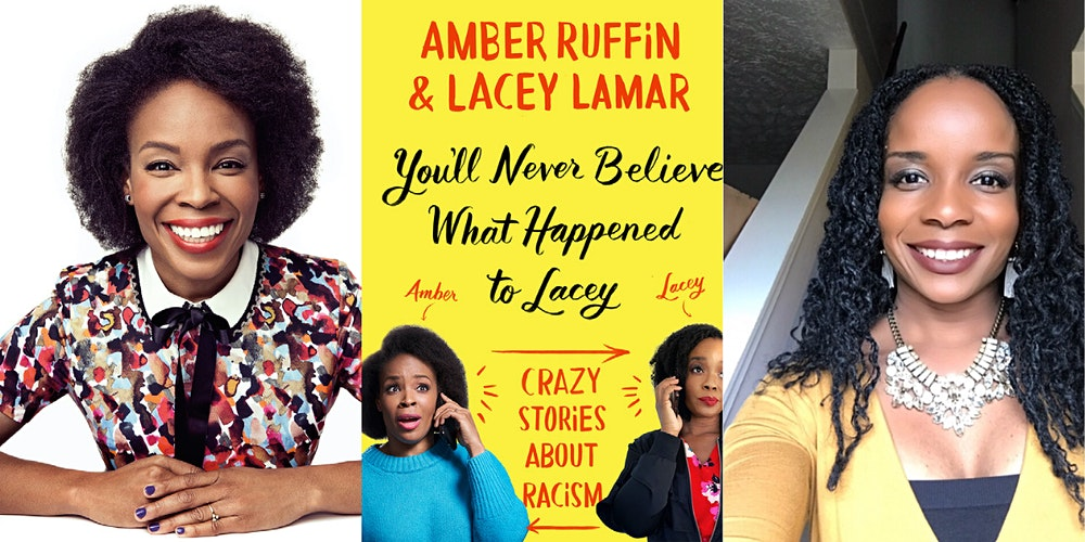NYPL Live: Amber Ruffin and Lacey Lamar with Alison Stewart