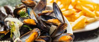 Moules Frites - Valentine's Date Night