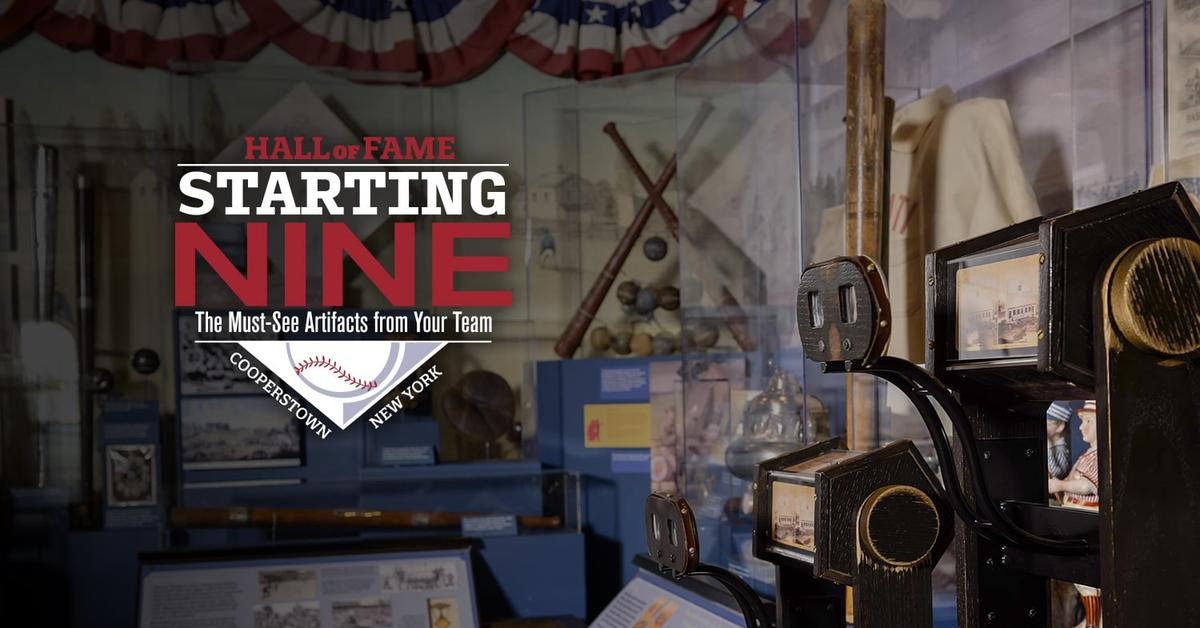 Virtual Curator Spotlight: NL East Starting 9
