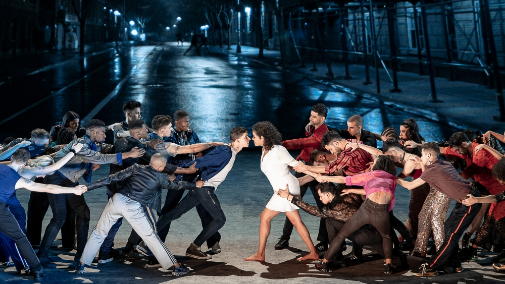 Shakespeare Hour Live; West Side Story