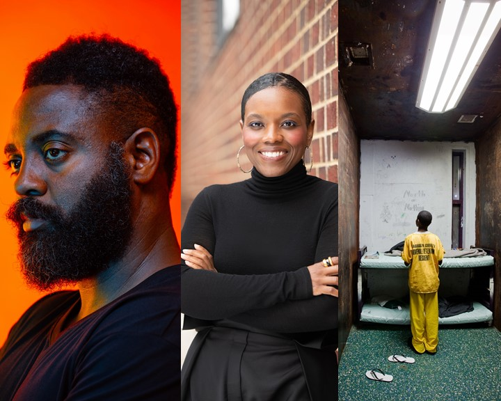 The Artifice of Justice: A Conversation with Reginald Dwayne Betts, Candice C. Jones, and Richard Ross