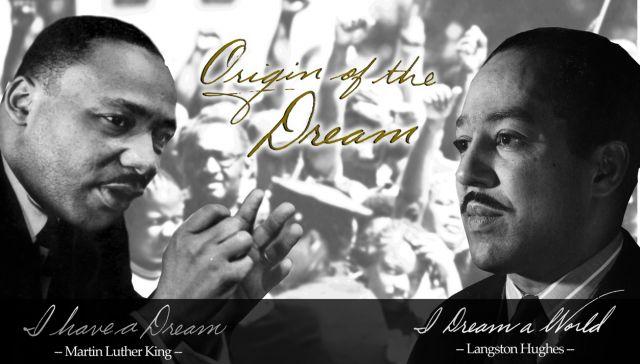 Origins of the Dream: Langston Hughes's Poetry & Martin Luther King Jr.'s Rhetoric
