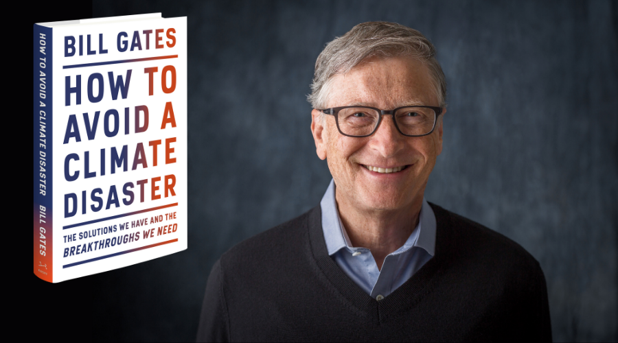 Bill Gates: How to Avoid a Climate Disaster