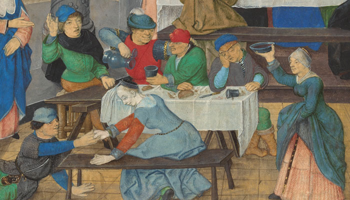 Love, Lust, and Libido: Aphrodisiacs in Medieval Europe