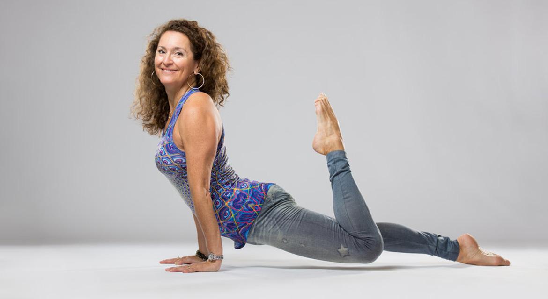 Yoga en français!
