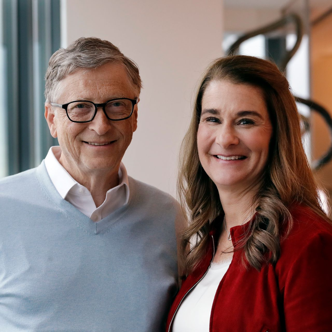 A Washington Post Live Special: Melinda & Bill Gates