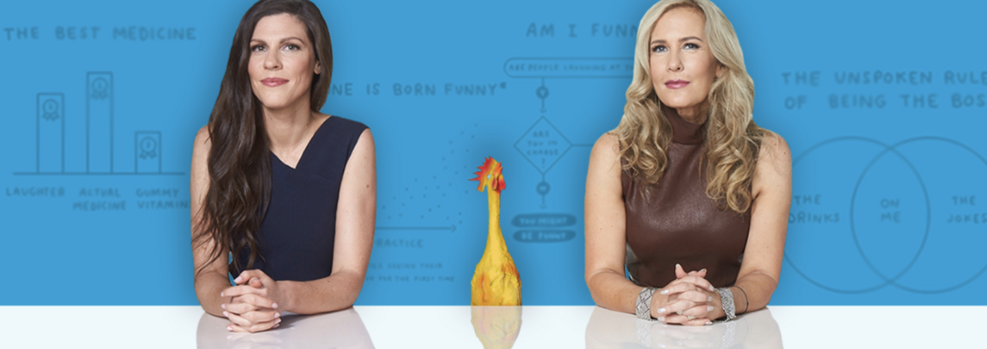 Humor, Seriously with Jennifer Aaker and Naomi Bagdonas