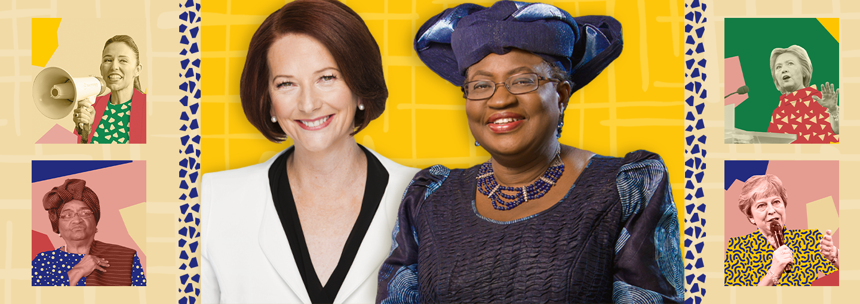 Julia Gillard and Ngozi Okonjo-Iweala: Women and Leadership