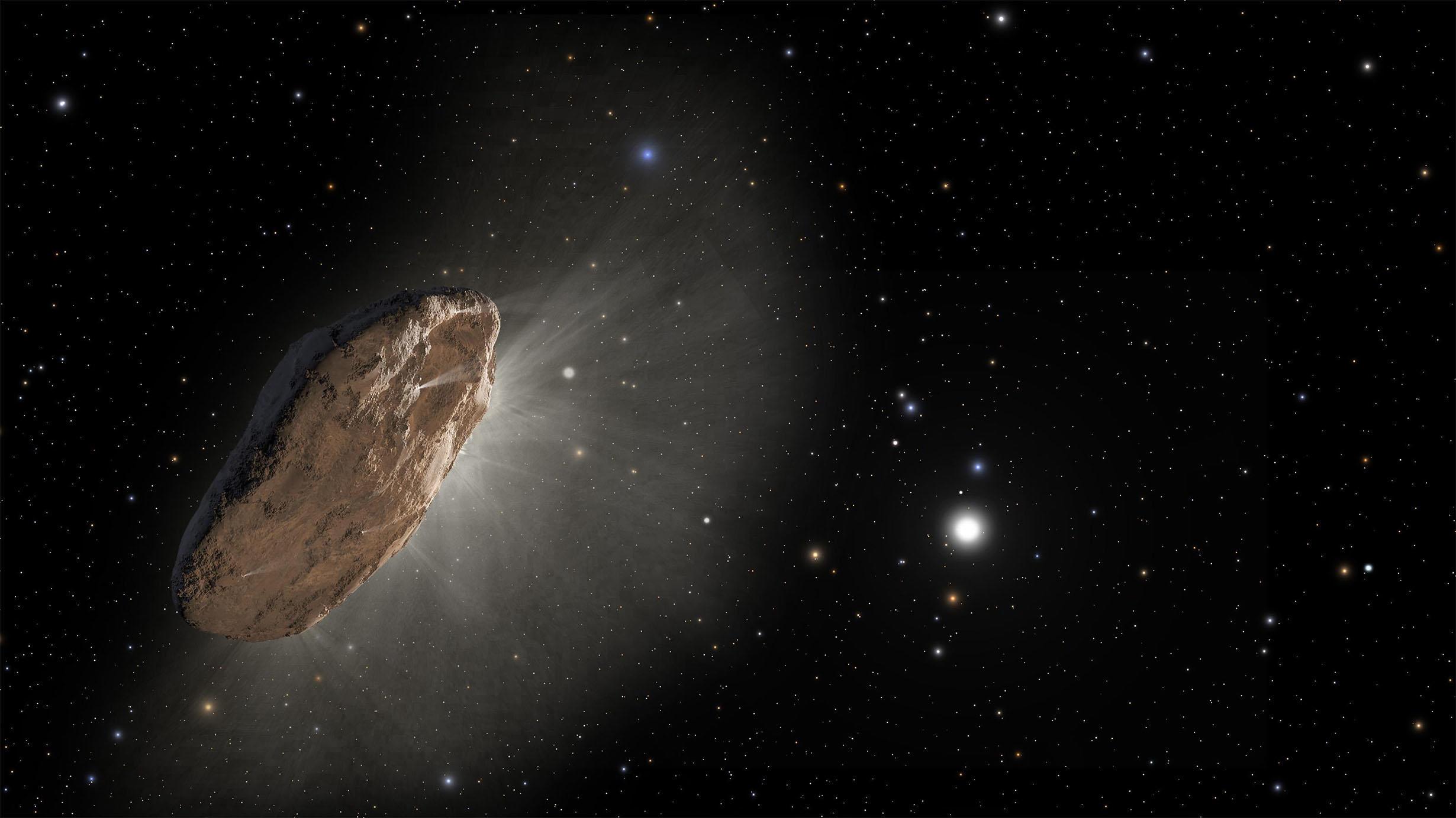 Frontiers Lecture: Interstellar Interlopers
