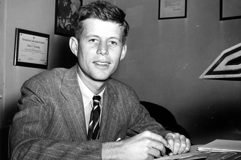 JFK: Coming of Age in the American Century