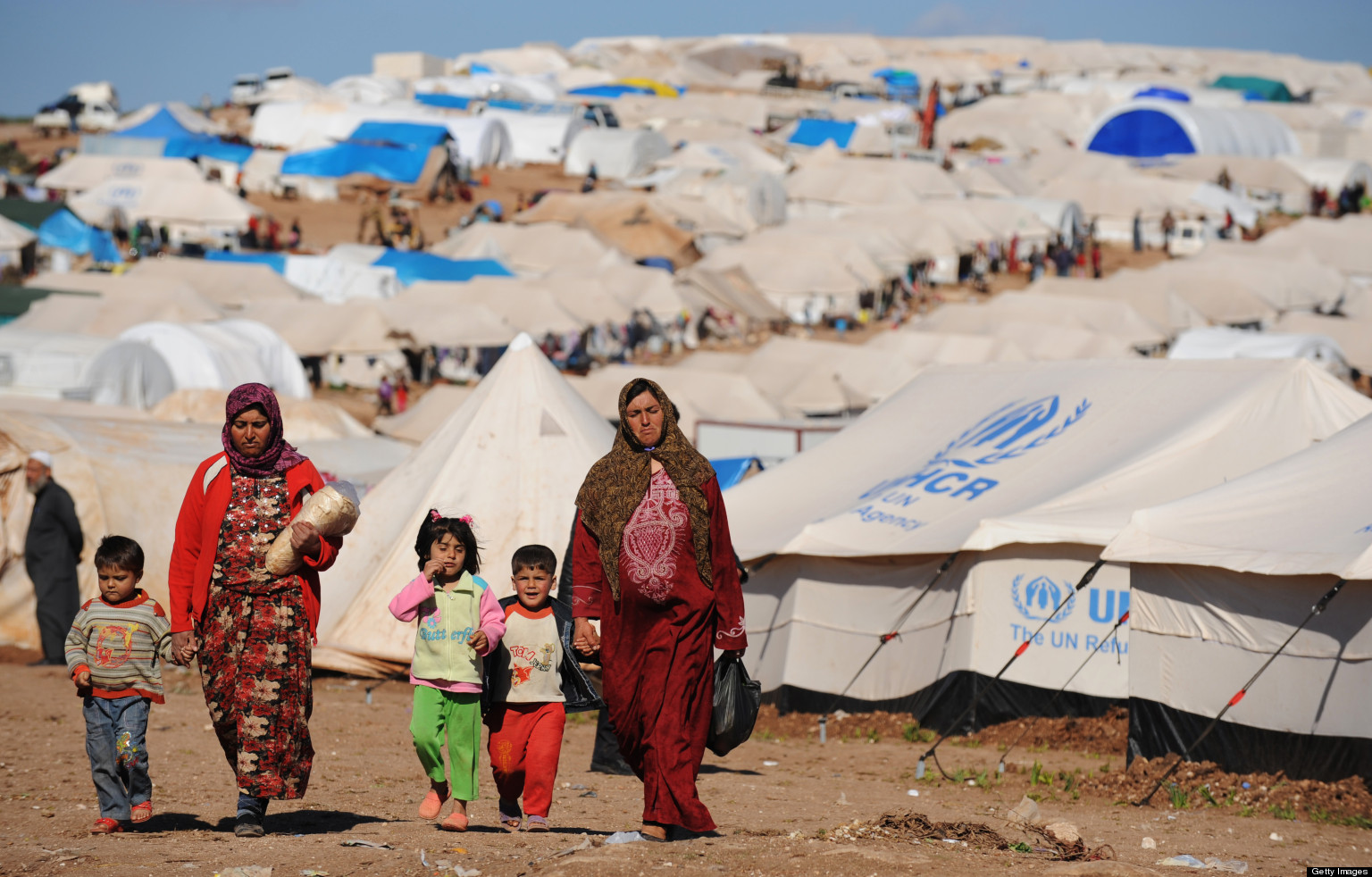 The Syrian Civil War: A Humanitarian Crisis